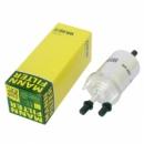 Фильтр топливный MANN wk69\2 для Skoda , VW, Audi V= 1.4, 1.6, 2.5FSi, 3.2FSI