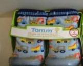 Пинетки-носочки с не скользящей силиконовой подошвой С-Т32-10 тм Том.м