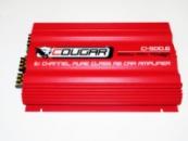 Усилитель Cougar 500.6 3000Вт 6-и канальный