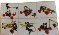 Конструктор «Технотроник»134 элемента