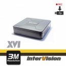 Intervision XVR-I41USB 4-х канальный, 25 к/с H.264 с разрешением 1080 3Мр