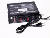 Усилитель звука UKC SN-666BT FM USB 2x300W Bluetooth + Караоке