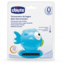Термометр для ванной Chicco Рыбка голубой (74525.00)