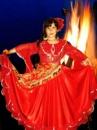 Цыганка - карнавальный костюм на прокат.