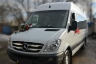 Аренда микроавтобуса для гостей на Вашу свадьбу