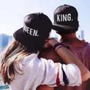 13-18 Снепбэк Queen+King / Бейсболка / головные уборы / кепка / панамка
