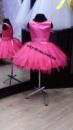 Прокатное нарядное детское платье П015