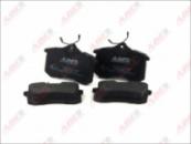 Тормозные колодки компл. задние AUDI A1, A2, A3, A4, A6, A8, ALLROAD, TT; CITROEN BERLINGO, C2, C3 I, C3 II, C3 III, C3