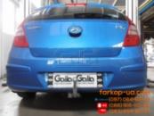 Тягово-сцепное устройство (фаркоп) Hyundai i30 (hatchback) (2007-2010)