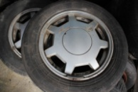 Алюминий-магниевые диски R15