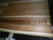 Столешницы из массива дерева.