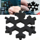 Мультитул отвертка 18 в 1 в виде снежинки Snowflake Wrench Tool