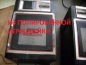 SHARP 939 SHARP 940 Накладки 2 шт из нержавейки для колонок