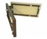 Потайной люк невидимка под плитку 30х60 см