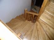Лестница межэтажная дорогая