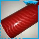 4D карбон лак красный