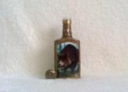 Бутылка для охотника «Дикий кабан» 0,37 л