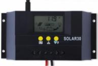 Контроллер заряда SOLAR30 PWM 30A