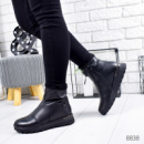 Ботинки женские Olga черные