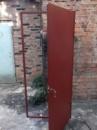 Металлические двери в кладовку,сарай,погреб,гараж.