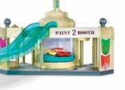 Набор « Салон Рамона - измени цвет » Тачки , Cars