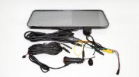 DVR LS516 Full HD Зеркало с видео регистратором с камерой заднего вида. 5« экран + Bluetooth гарнитура