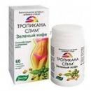 Тропикана Слим зеленый кофе таблетки