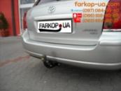 Тягово-сцепное устройство (фаркоп) Toyota Avensis (universal) (2003-2009)