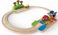 Набор «Моя маленькая железная дорога», Hape