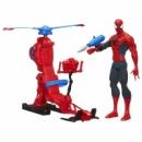 Marvel Spider-Man. Человек-паук на транспортном средстве.
