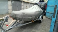 Тенты на резиновые лодки типа БРИГ 350 от 2600грн