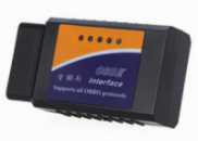 Wi-Fi ELM327 OBD2 OBD-II адаптер IPhone/Ipad v1.5/ ОБД 2