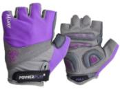 Велорукавички PowerPlay 5277 А Фіолетові XS