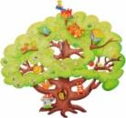 Пазл «Чудесное дерево», Woody