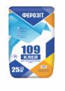 Ферозіт 109 клей для приклеювання теплоізоляційних плит