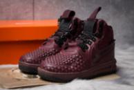 Зимние кроссовки Nike LF1 Duckboot, бордовые (30926) размеры в наличии ► [  36 37 39 40 41  ]