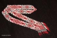Гердан «Традиційний» - виготовлений з високоякісного чеського бісеру. Ексклюзивний дизайн від Руслани Назаревич