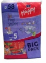 Подгузники HAPPY Bella big pack №5
