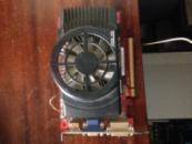 Видеокарта Asus (512M)