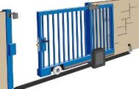 Приводы и автоматика AN-Motors для откатных ворот