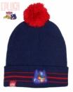 Шапка зимняя для детей и подростков «Энгри Бердс - Трансформеры» синяя, бренд «EplusM» (Польша)