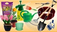 Товары для дачи, сада и огорода