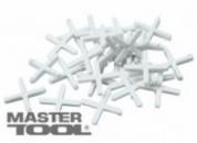 Крестики дистанционные 2,5 мм 150 шт MasterTool 81-0525