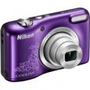 Nikon Coolpix L29 Purple Lineart