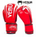 Перчатки боксерские VENUM DX 10, 12 oz красные