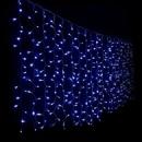 DELUX Curtain Digital C 240LED 24V синий/белый