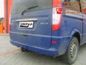 Тягово-сцепное устройство (фаркоп) Mercedes-Benz Vito, Viano (2003-2014)