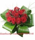 Изысканный букет роз