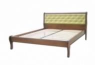Деревянная кровать «Вена»