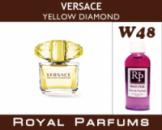 Духи Royal Parfums (рояль парфумс) 100 мл Versace «Yellow Diamonds» (Версаче Еллоу Даймонд)